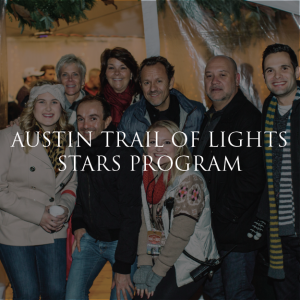 Austin Trail Of Lights Stars Program